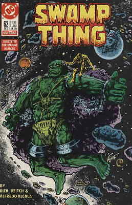 Swamp Thing (2nd Series) #62 VF/NM; DC | save on shipping - details inside