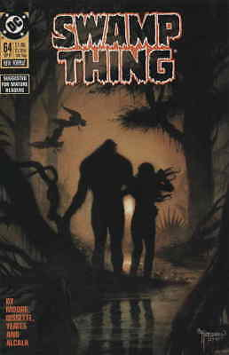Swamp Thing (2nd Series) #64 VF/NM; DC | save on shipping - details inside