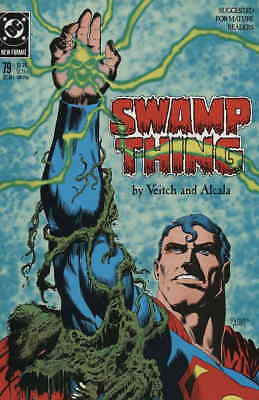 Swamp Thing (2nd Series) #79 VF/NM; DC | save on shipping - details inside