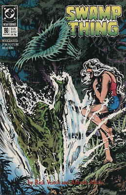Swamp Thing (2nd Series) #80 VF/NM; DC | save on shipping - details inside