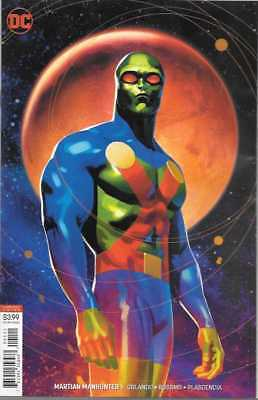 Martian Manhunter #1 Variant Cover Edition  !!!   2018    Nm