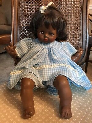 Vintage 1960's Madame Alexander African American Pussy Cat Doll