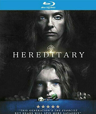 Hereditary (Blu-ray Disc ONLY, 2018)