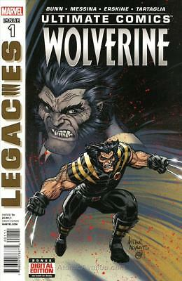 Ultimate Comics Wolverine #1 VF/NM; Marvel | save on shipping - details inside