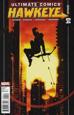 Ultimate Hawkeye #4 VF/NM; Marvel | save on shipping - details inside