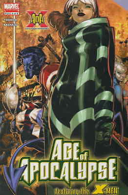 X-Men: Age of Apocalypse #4 VF/NM; Marvel | save on shipping - details inside