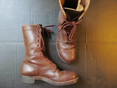 Vintage US Army Combat Boots, 9 1/2 D Military boots