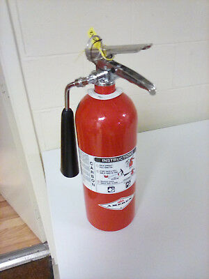 Amerex- 5lbs, CO2, Fire Extinguisher
