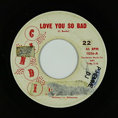 Sweet Soul 45 - Empires - Love You So Bad - Candi - mp3