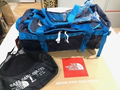 SALE! THE NORTH FACE RRP £120 Large DUFFEL BASE CAMP BAG 90 Litres Capacity