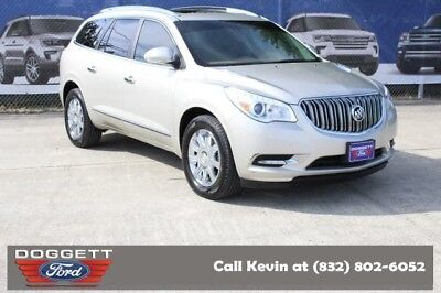2017 Enclave Premium 2017 Buick Enclave, Sparkling Silver Metallic with 22,897 Miles available now!