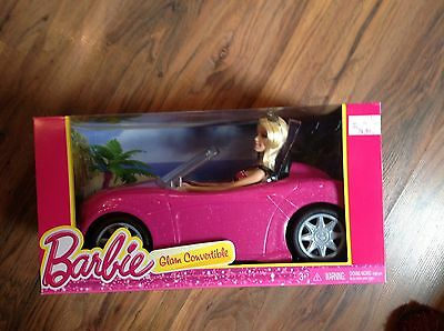 Barbie And her Glam convertible-2015