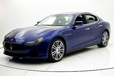 2015 Ghibli S Q4 2015 Maserati Ghibli S Q4, One Owner, Sold By Us New, Factory Authorized Dealer
