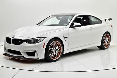 2016 M4 GTS 2016 BMW M4 GTS, Limited Production, Only 251 Miles, One Owner