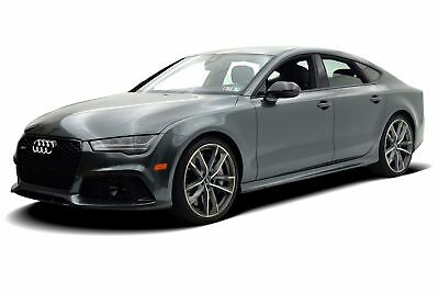 2017 RS7 performance Prestige 2017 Audi RS 7 performance Prestige, One Owner, Drivers Assistance Package