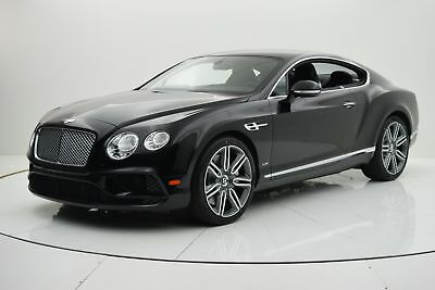 2016 Continental GT W12 2016 Bentley Continental GT W12, Only 1,691 Miles, One Owner, Mulliner