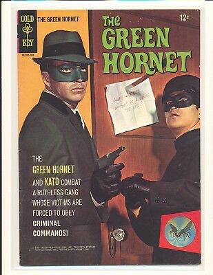 Green Hornet # 1 - Bruce Lee photo cover VG Cond. piece of tape on back cover