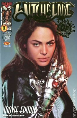 Witchblade Movie Edition (Photo Cover) 1A.DFGOLD 2000 VF Stock Image