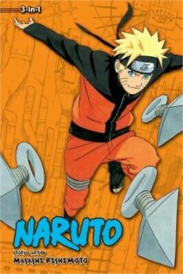 Naruto (3-In-1 Edition), Vol. 12: Includes Volumes 34, 35 & 36 (Paperback or Sof