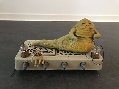 Star Wars Vintage Figuren Jaba The Hutt PlayStation Kenner gemäß Foto