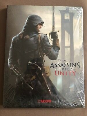 Buch The Art of Assassin`s Creed® Unity von Paul Davies (2014, Gebunden)