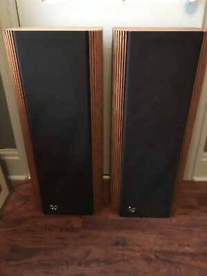 Vintage Pair Of Infinity Rs4 Speakers 39999 Picclick