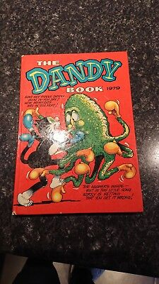The dandy Book - dandy annual 1979 - Great Condition