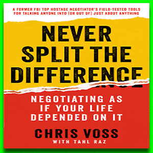 PDF FORMAT Never Split the Difference Negotiating As If Your Life Depended OnIt