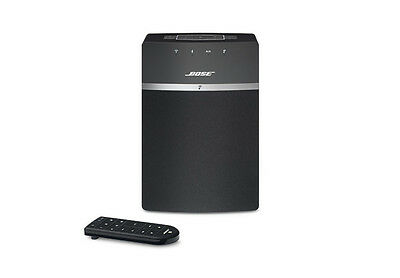 Bose SoundTouch 10 Kabelloses Music System - Schwarz in OVP