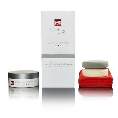 Autoglym Ultra High Definition Wax & Pad Kit