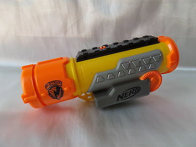 Nerf N-Strike Sniper Scope Tactical Rail Accessory, See Others & Combine