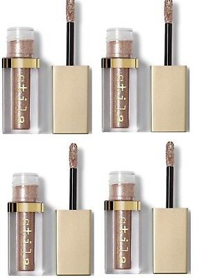 ~ Set of 4 ~ STILA Shimmer & Glow Liquid Kitten Karma Eye Shadow