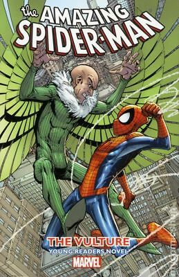 Amazing Spider-Man The Vulture SC (Young Readers Novel) #1-1ST 2012 NM