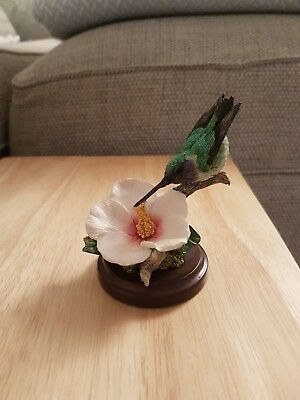 """Country Artist Humming Bird """"Scent of Summer"""" 1998 by Michael Abberley"""