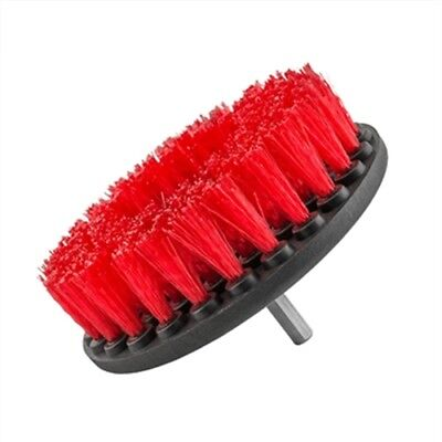 Chemical Guys ACC201BRSHHD Carpet Brush with Drill Attachment Heavy Duty Red