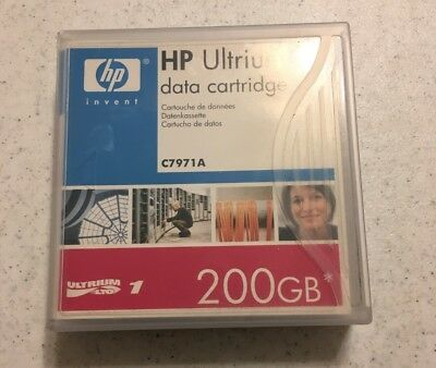 HP Ultrium data cartridge C7971A, 200 GB