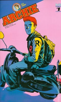 Archie (2nd Series) 1F 2015 Francavilla Variant NM Stock Image