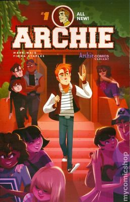 Archie (2nd Series) 1G 2015 Ft Variant NM Stock Image