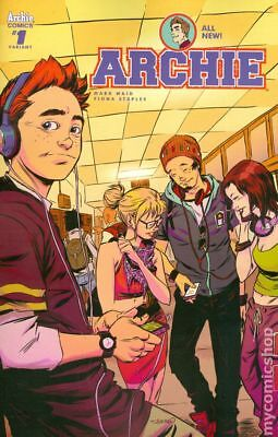 Archie (2nd Series) 1I 2015 Greene Variant NM Stock Image