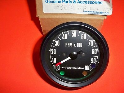AERMACCHI HARLEY AMF NOS TACHOMETER  #92062-74P for  SX SS 175 SX SS SST 250
