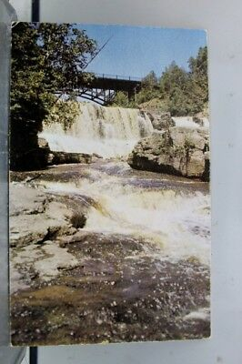 Minnesota MN Gooseberry Falls Two Harbors Postcard Old Vintage Card View Post PC