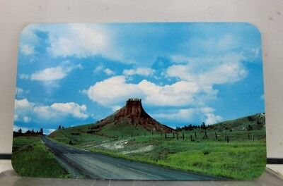 Wyoming WY Red Butte Highway 85 Postcard Old Vintage Card View Standard Souvenir