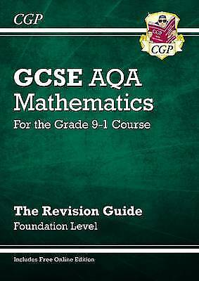 GCSE Maths AQA Revision Guide: Foundation - for the Grade 9-1... - 9781782943914