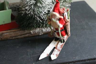 Antique Santa Claus Made in Occupied Japan