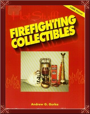 Firefighting Collectibles--Key Collector Reference! Hard To Find!