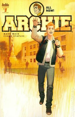 Archie (2nd Series) 1Q 2015 Salas Variant NM Stock Image