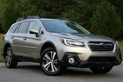 2018 Subaru Outback Limited 3.6 R 2018 OUTBACK LIMITED 3.6R,SILVER/TAN,LEATHER,ALL PWR,NAVI,2K MI,LIKE NEW