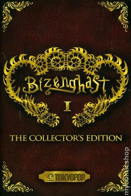 Bizenghast: The Collector's Edition 3-in-1 (Tokyopop) #1-1ST 2016 NM Stock Image
