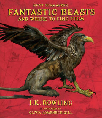 Fantastic Beasts and Where to Find Them by J. K. Rowling (eBooks, 2017)