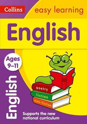 English Ages 9-11 by Collins Easy Learning 9780007559886 (Paperback, 2014)